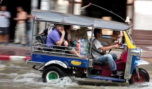 Los medios de transporte más extraños del mundo