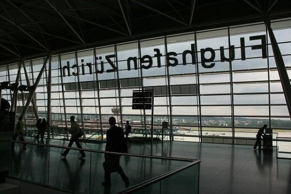 Aeropuerto de Zúrich