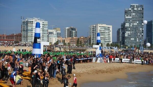 Garmin Barcelona Triathlon