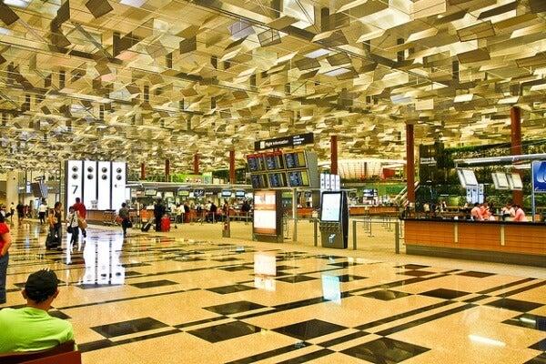 Singapur Changi Airport