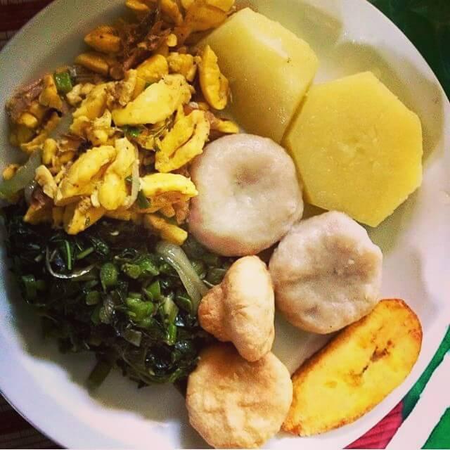desayuno jamaicano