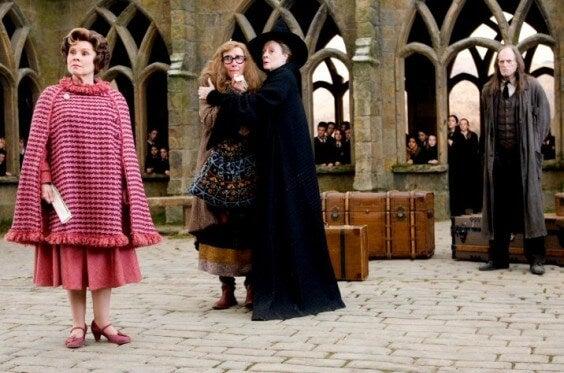 Harry Potter, Londres