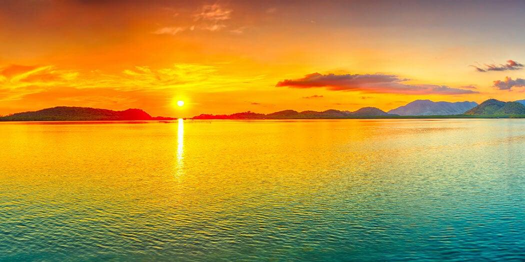 20 fotos de puestas de sol