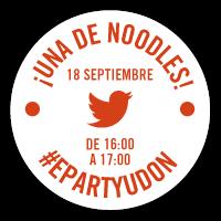 #ePartyUDON