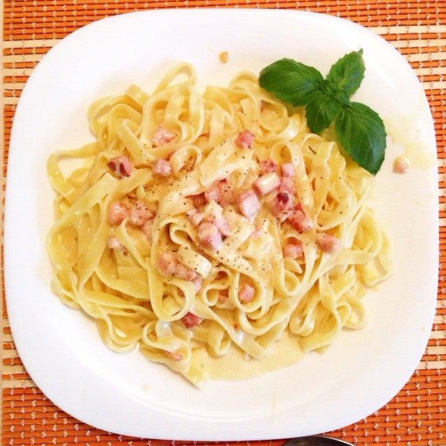 Pasta-a-la-Carbonara