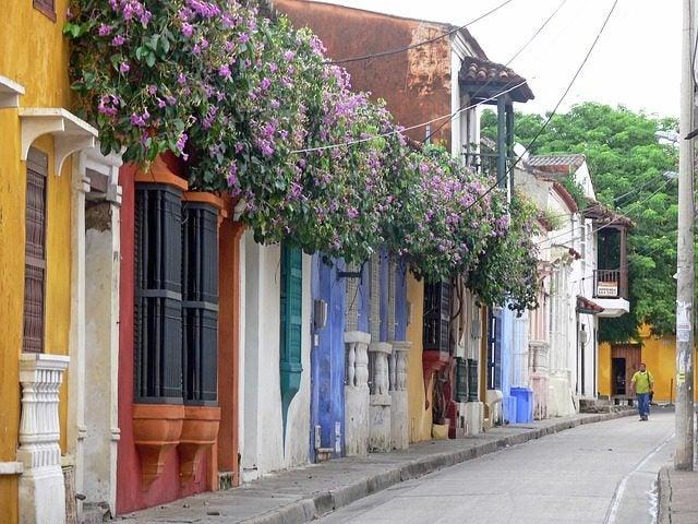 Los destinos menos románticos del mundo: Cartagena de Indias Colombia