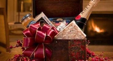 Cestas de Navidad por toda Europa