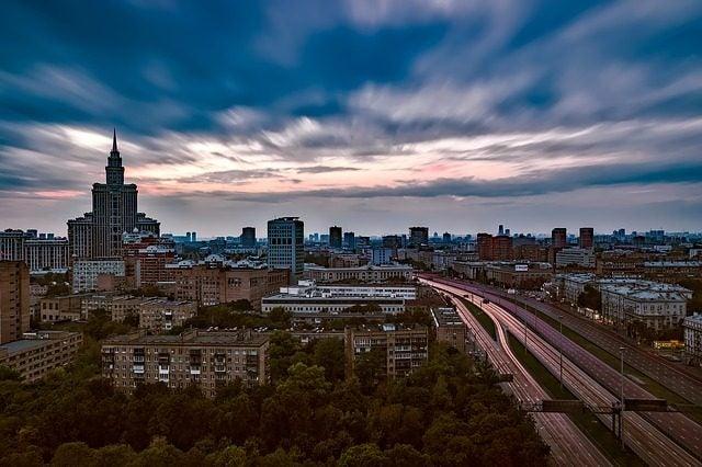 Los destinos menos románticos del mundo: Moscú Rusia