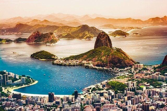 Los destinos menos románticos del mundo: Río de Janeiro
