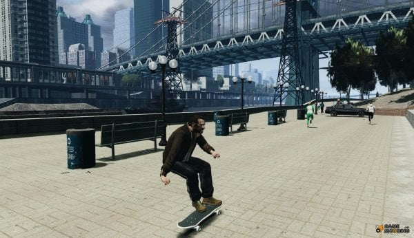 GTA IV - Liberty City