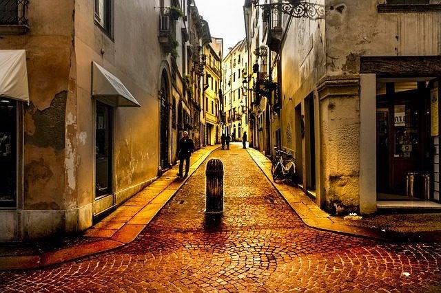 Los destinos menos románticos del mundo: Vicenza Italia