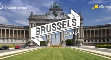 Acierta el Brussels Quizz y gana un viaje para 2 personas a Bruselas