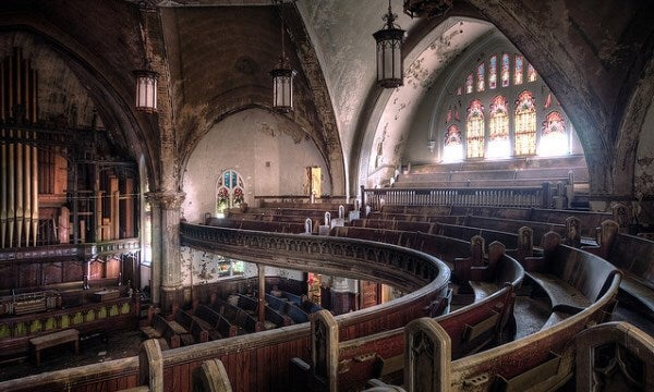 Woodward Avenue Presbyterian Church, Detroit
