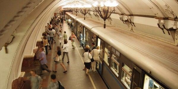 Metro 2 Moscu