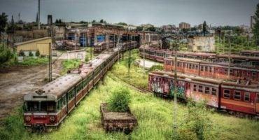Fotografías increíbles de lugares abandonados [segunda parte]