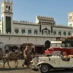 Tour turístico por los escenarios de la serie 'El tiempo entre costuras'