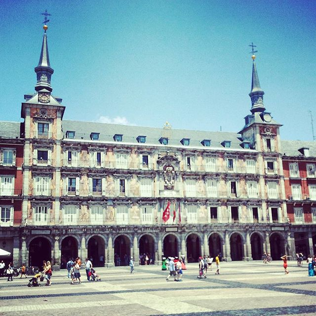 plaza-mayor-de madrid