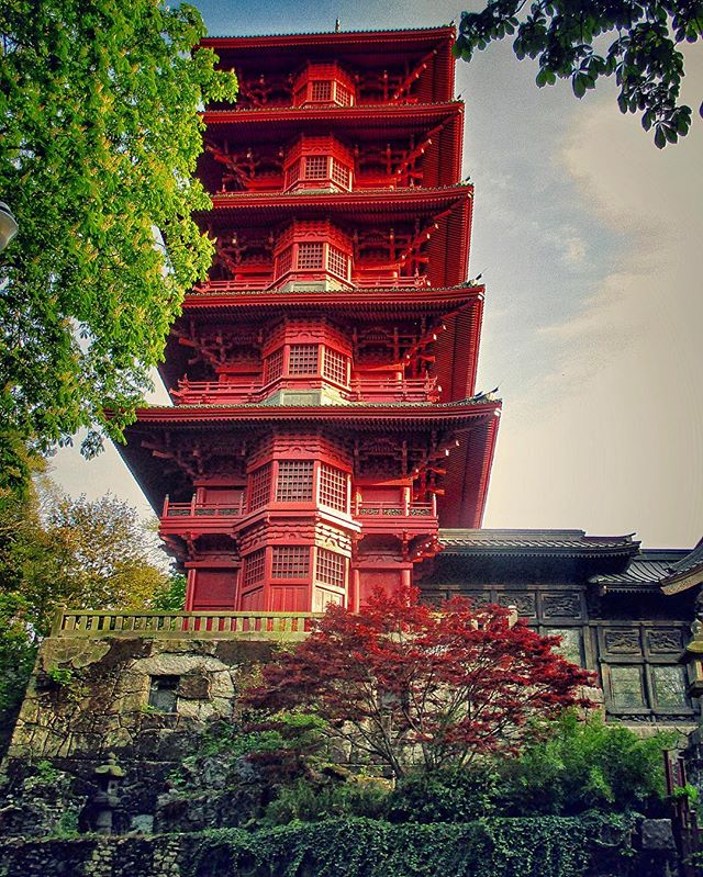 torre japonesa