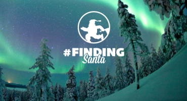 Captura a Papá Noel y viaja a Laponia