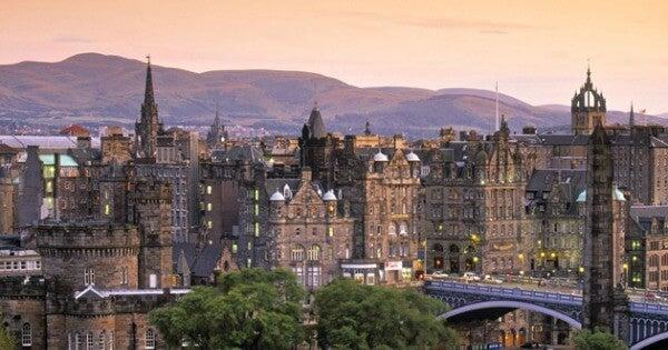 viagem a Edimburgo