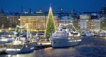 Los mejores árboles de Navidad del mundo