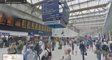 Visita los aeropuertos y las estaciones de tren en Google Maps