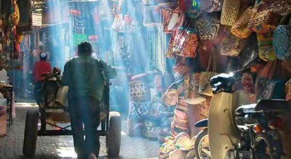 viagem pelo Norte de Marrocos