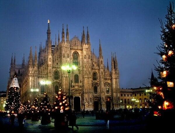 Navidad Milan