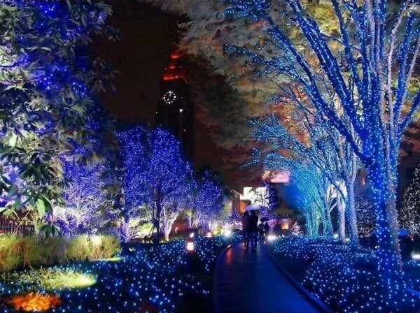 Navidad en Nagoya, Japon