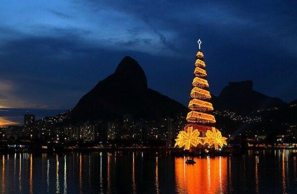 Christmas in Rio de Janeiro