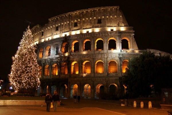 Navidad Roma