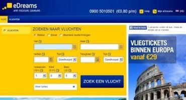 eDreams apuesta por Holanda para reforzar su liderazgo europeo