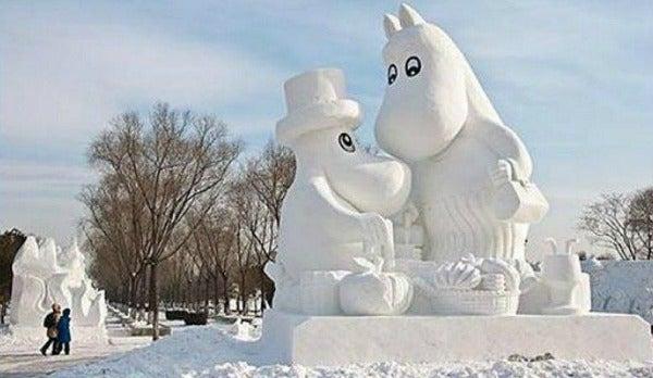 esculturas nieve 11