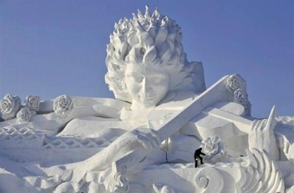 esculturas nieve 15