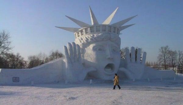 esculturas nieve 16