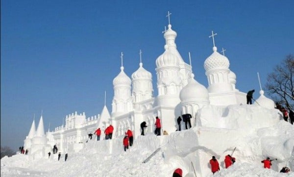 esculturas nieve 18