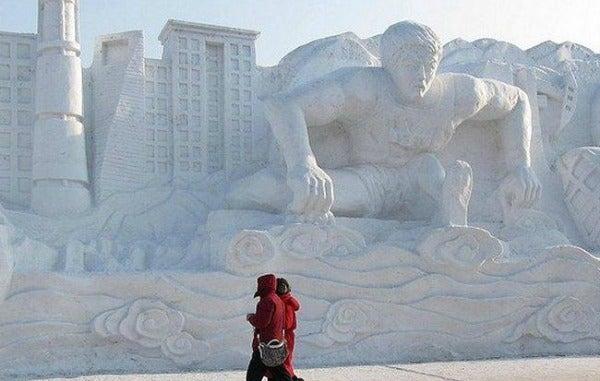 esculturas nieve 4