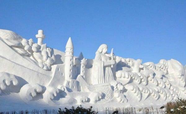 esculturas nieve 8