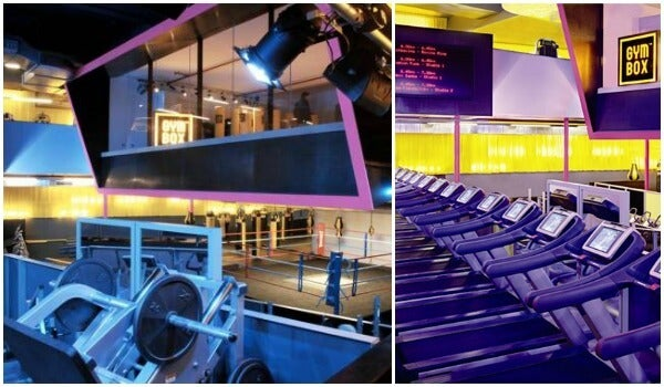 palestra Gymbox Covent Garden