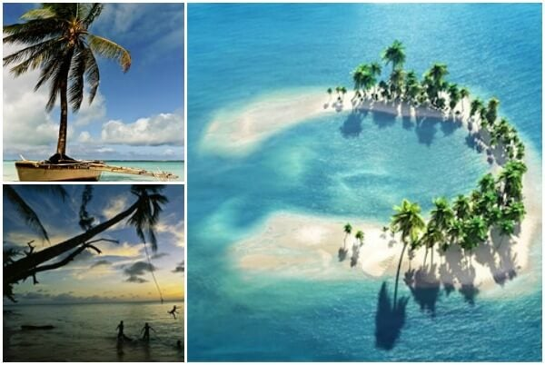 Islas Phoenix collage