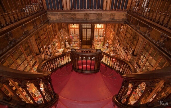 The Lello Library, Porto