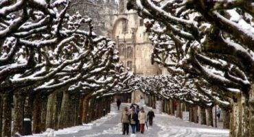 Los lugares más fríos de España