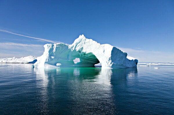 glaciar ilulissat groenlandia