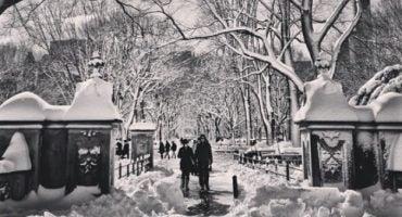 Las mejores fotos de Nueva York con nieve