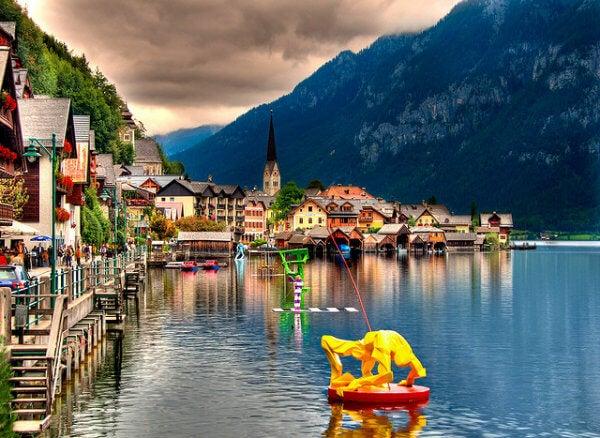 pueblo austria