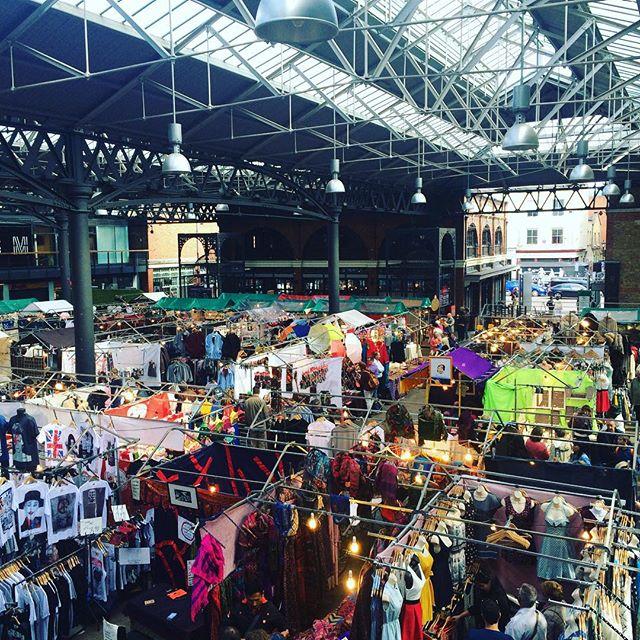 spitalfields marketn mercadillo de londres