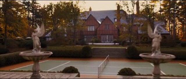 """Mansion de """"El lobo de Wall Street"""""""