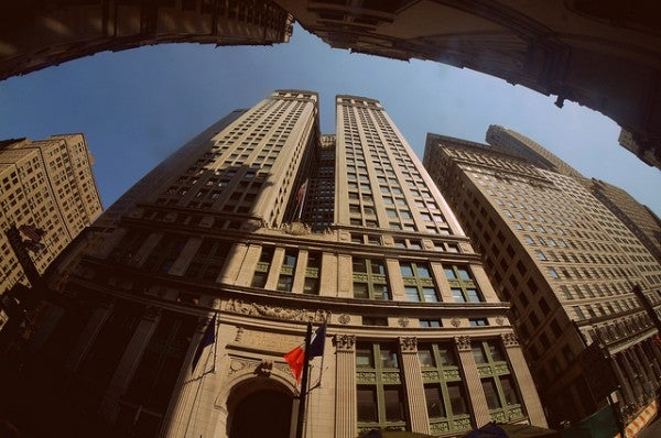 Equitable building, broadway, new york