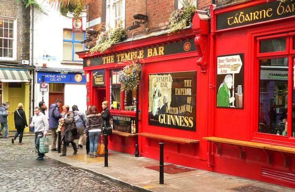 7 viajes imprescindibles si tienes entre 30 y 40 años. Dublin