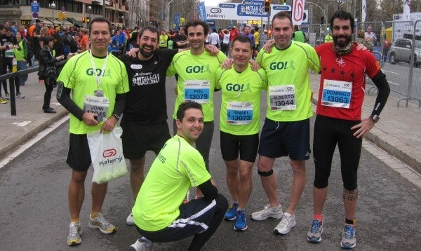 participantes eDreams Mitja Marato Barcelona